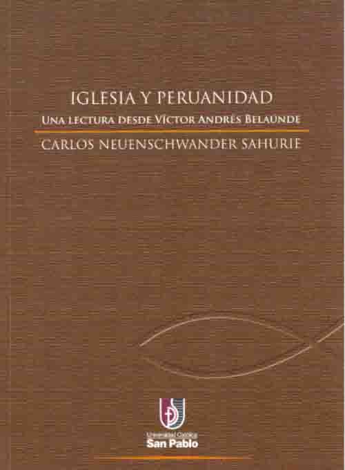 IGLESIA Y PERUANIDAD