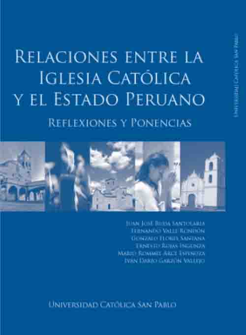 RELACIONES ENTRE LA IGLESIA CATOLICA Y EL ESTADO PERUANO