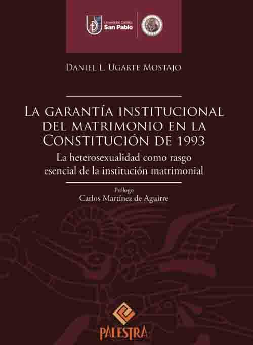 LA GARANTIA INSTITUCIONAL