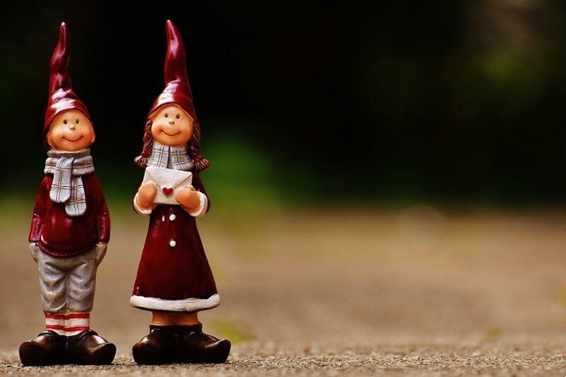 Navidad paradoja de amor
