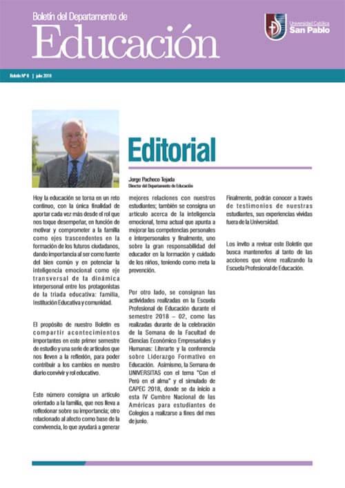 boletin julio educacion 2018