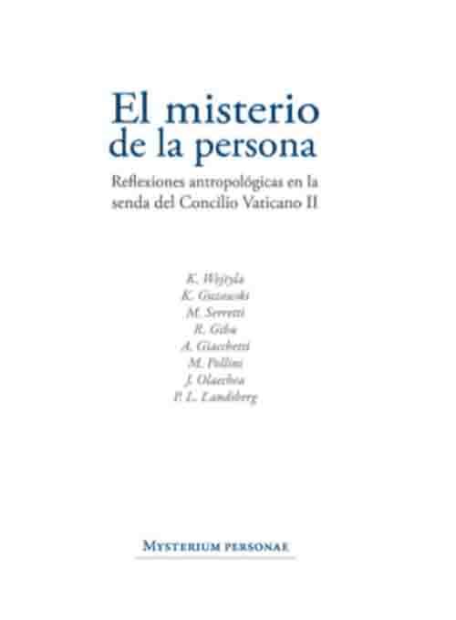 EL MISTERIO DE LA PERSONA