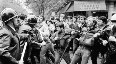 A cincuenta anos del ciclo revolucionario 1968