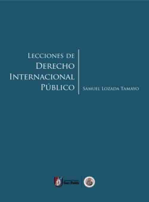 ELECCIONES DE DERECHO INTERNACIONAL PUBLICO