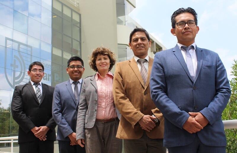 Investigadores de la UCSP ganan fondos para potenciar el uso de la madera 2