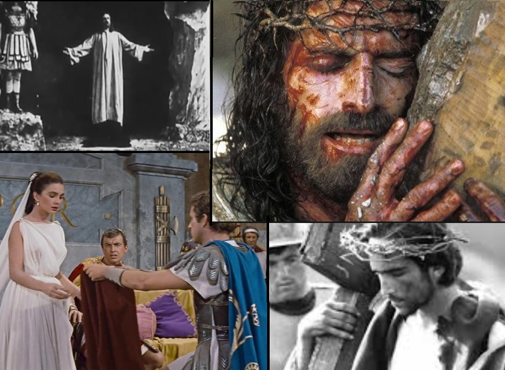 Desde La vie et passion de Jésus-Christ de 1898 hasta nuestros días, el cine es un buen medio para acercarnos al Misterio portentoso del sacrificio del Santo de Dios por nosotros.