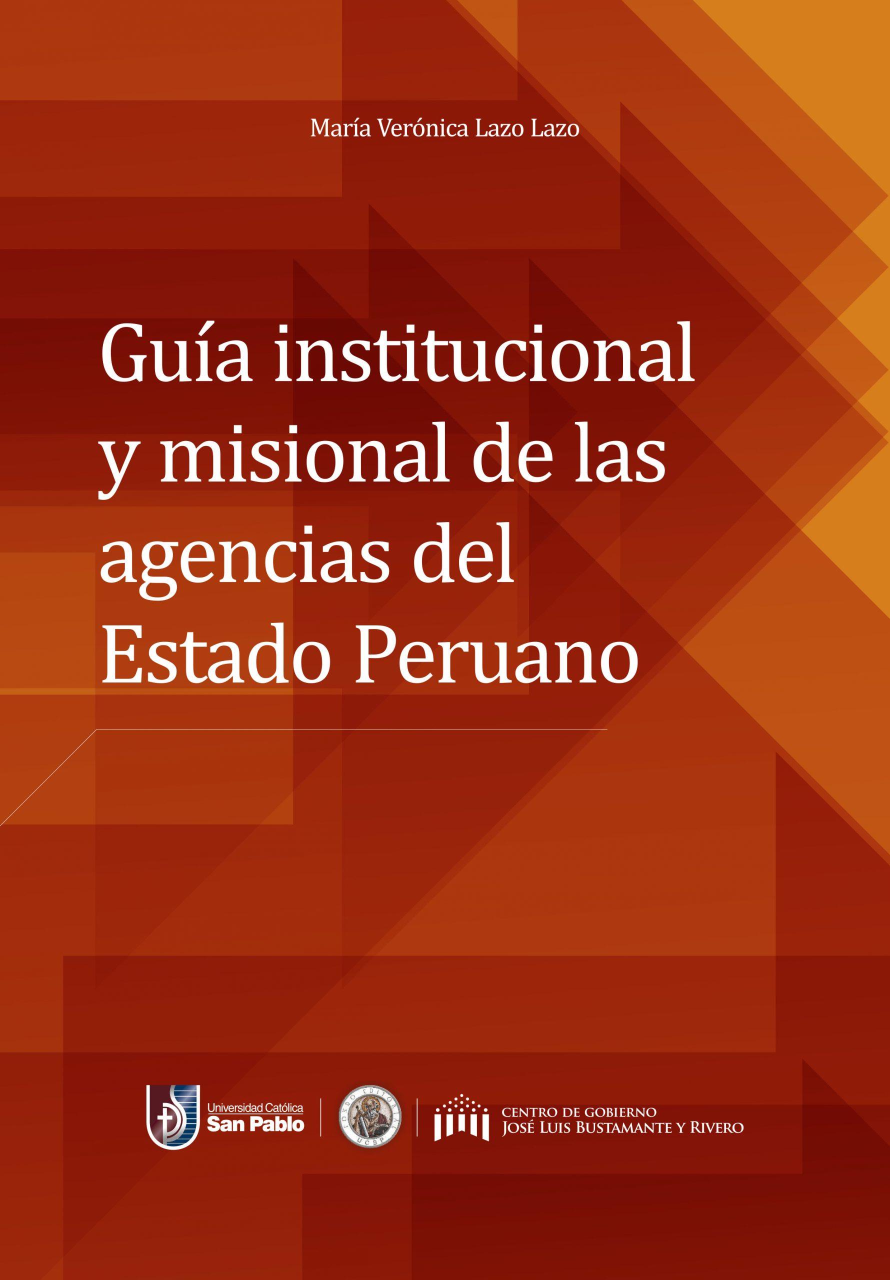 GUÍA INSTITUCIONAL Y MISIONAL DE LAS AGENCIAS DEL ESTADO PERUANO scaled