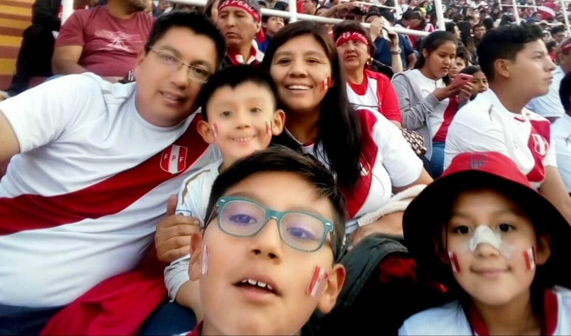 Dra. Raquel y su familia