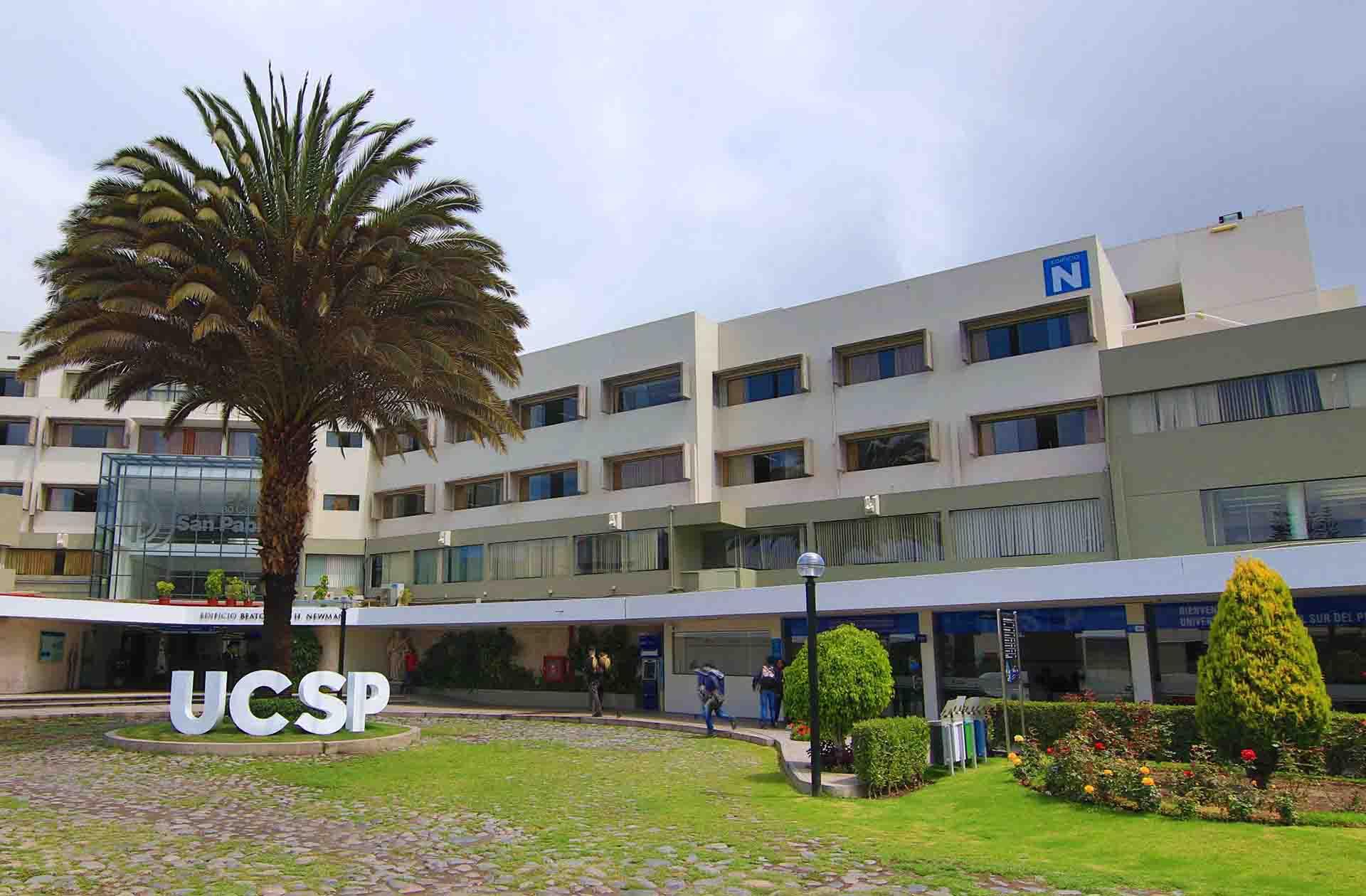 Como administrador de empresas en la Universidad Católica San Pablo (UCSP) de Arequipa entiende que su labor como gerente debe ser buscar soluciones para que los proyectos e iniciativas lleguen a buen puerto