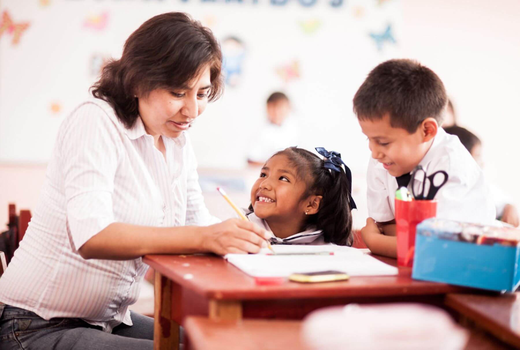 la satisfaccion de ser maestro