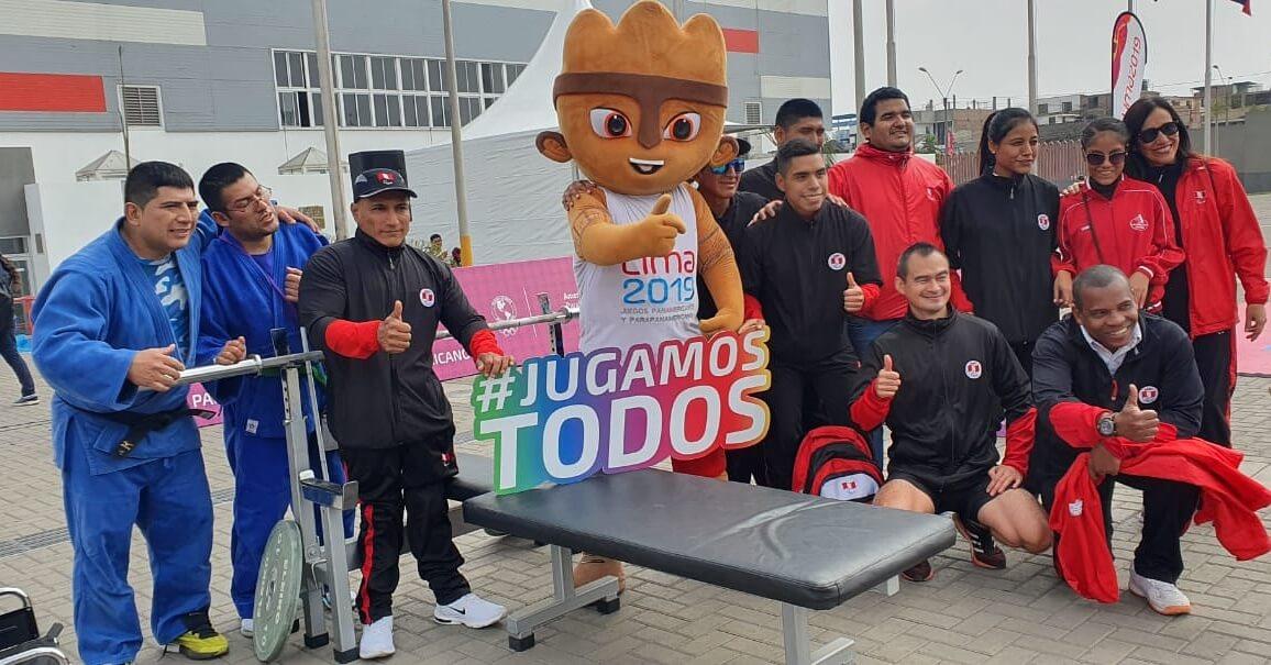Freed en los juegos Parapanamericanos
