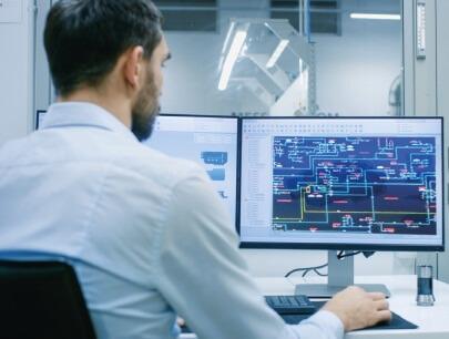 Banner interno Redes automatizacion