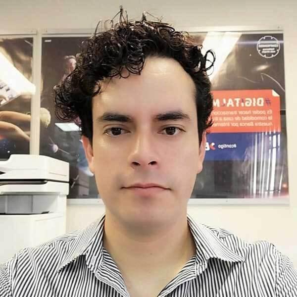 Gustavo Delgado Flores industrial