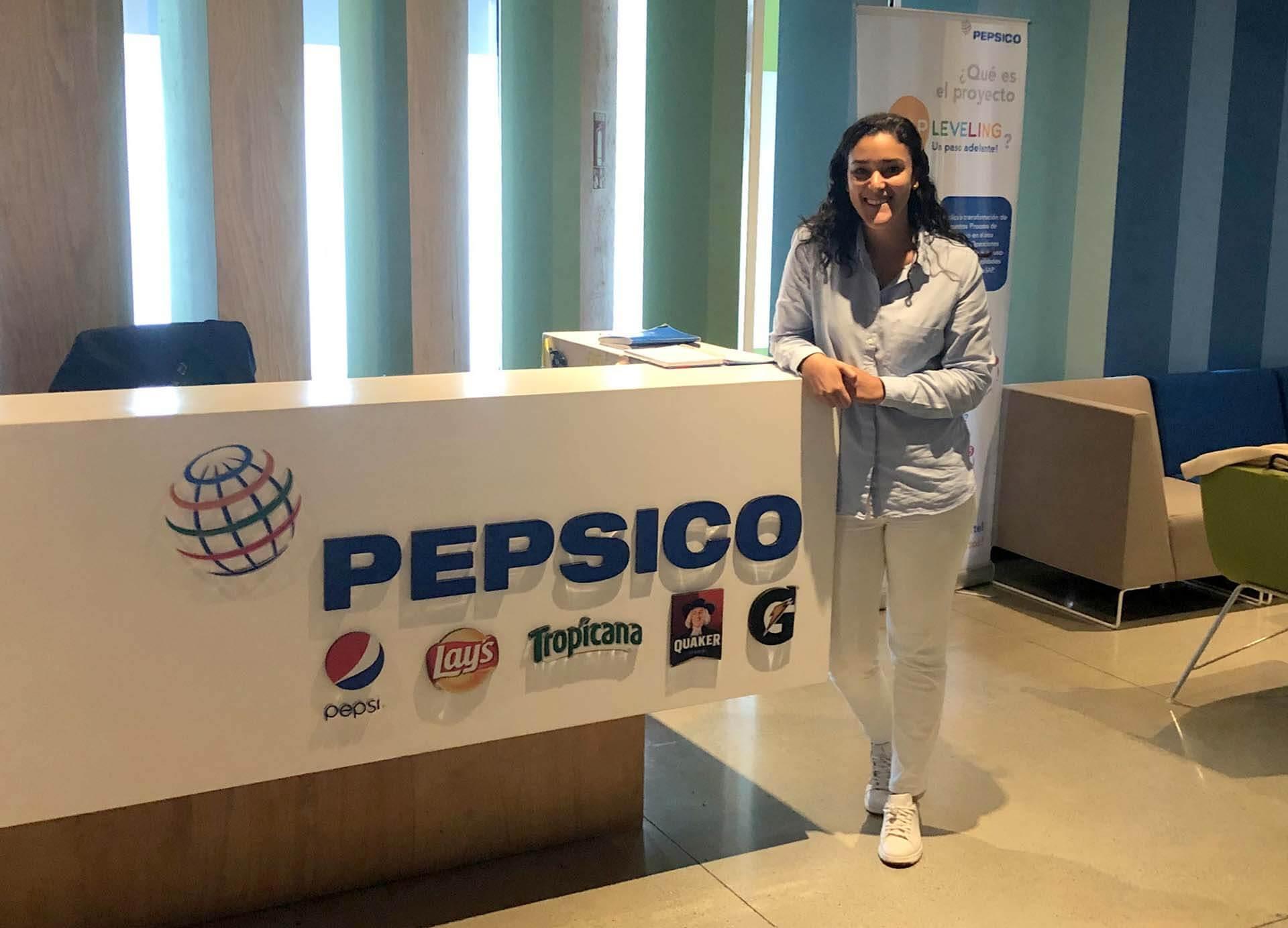 Inés Rodríguez antigua alumna UCSP 1