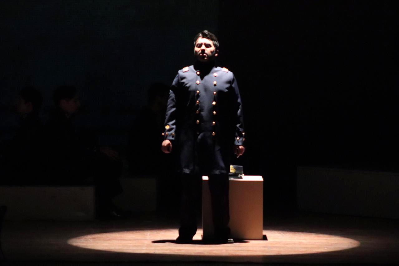 Obra de Teatro Los peruanos de Angamos 2