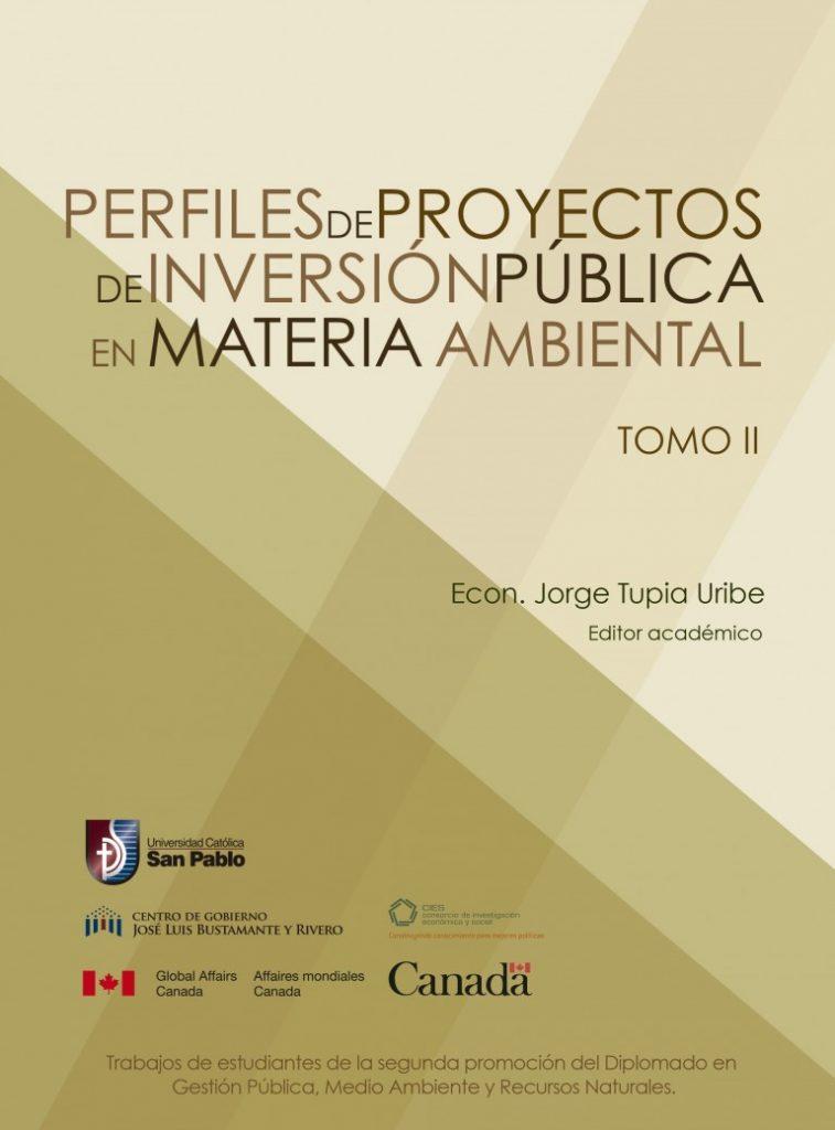 ebook Perfiles de Proyectos de Inversión Pública II