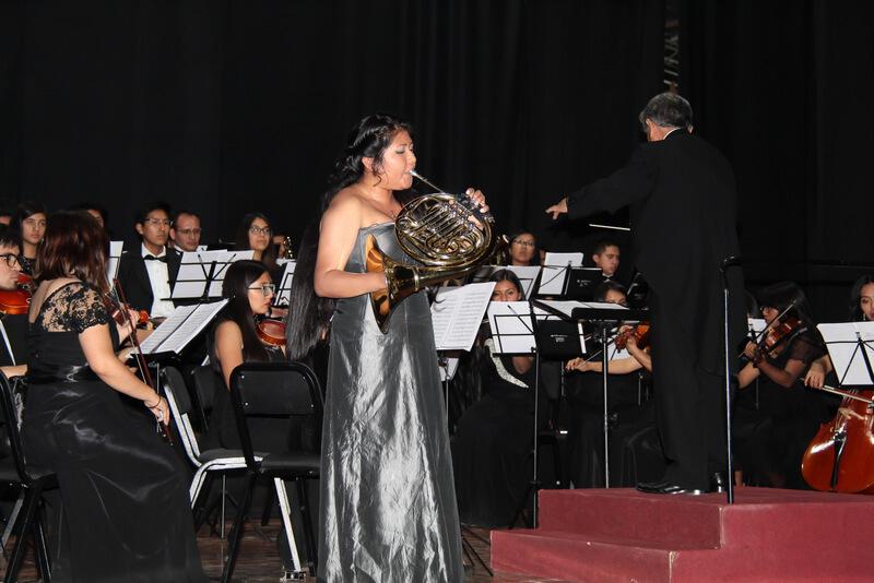 Concierto de Gala Centro de las Artes UCSP 1