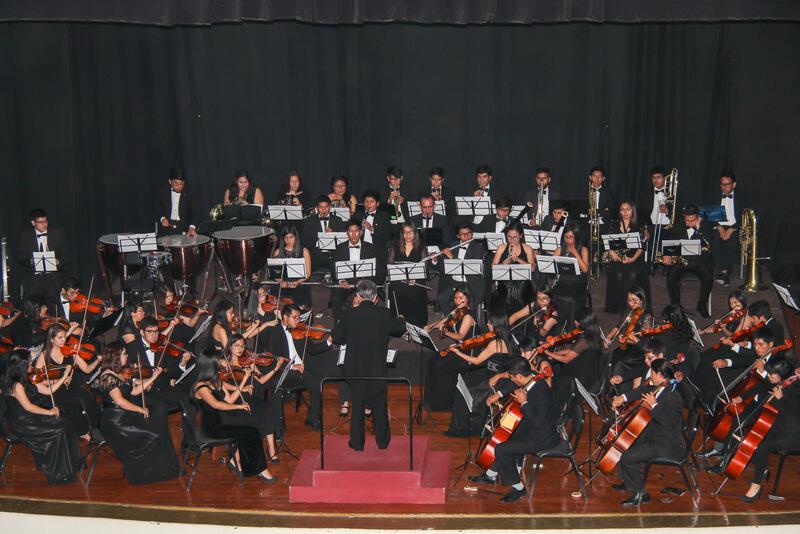 Concierto de Gala Centro de las Artes UCSP 2