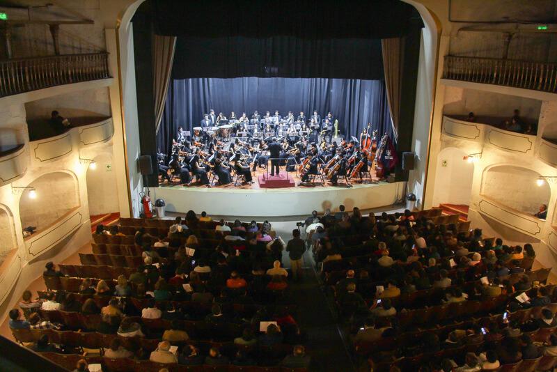 Concierto de Gala Centro de las Artes UCSP 3