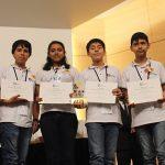Escolares ganan pase para mundial de Robótica en Francia 6