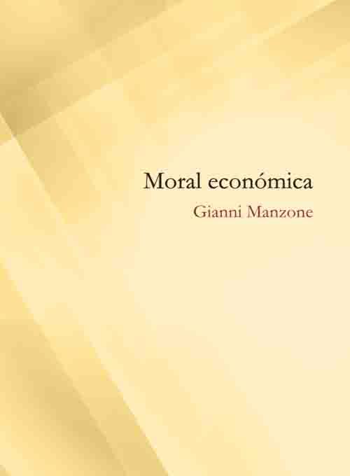 MORAL ECONOMICA