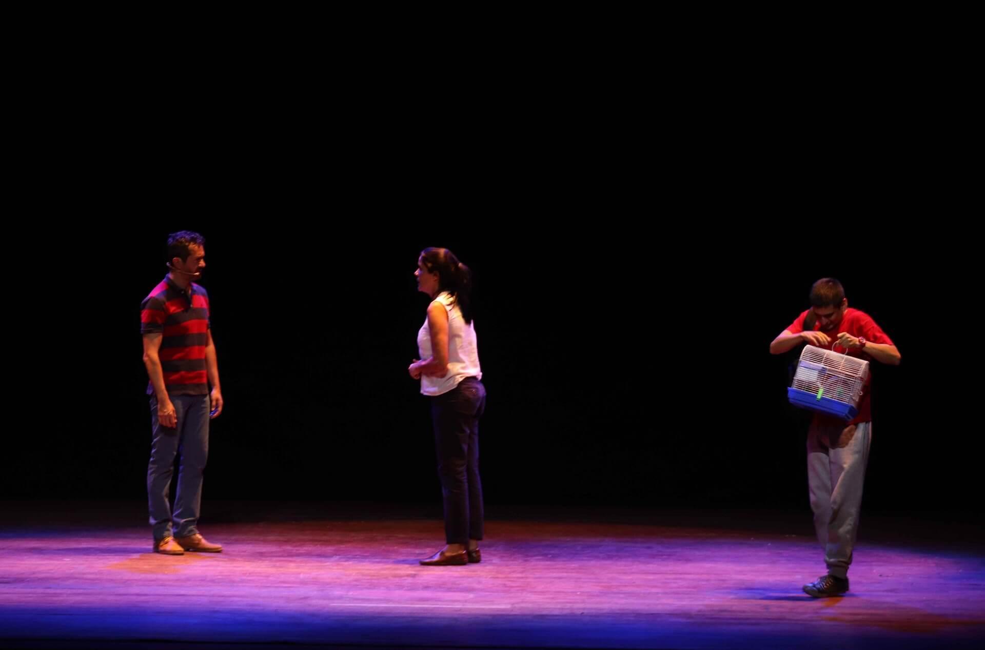 Teatro obra