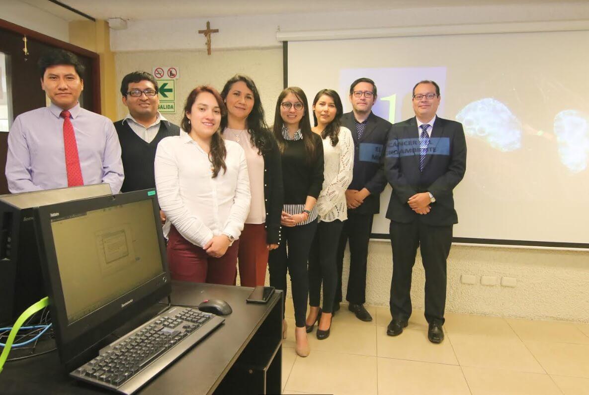 Equipo de investigadores en Ingeniería Electrónica y Telecomunicaciones que participan en el proyecto.
