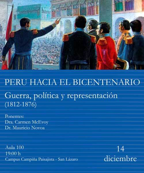 65. Afiche Cátedra Victor Andres Belaunde 2009