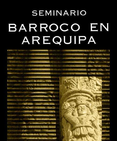 76. Afiche I Seminario Barroco 2007