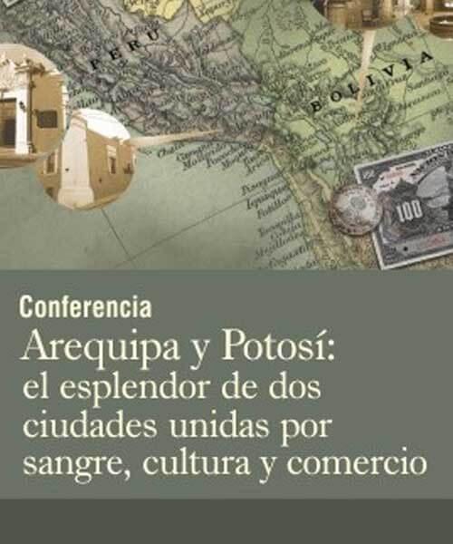 82. Afiche Arequipa y Potosí
