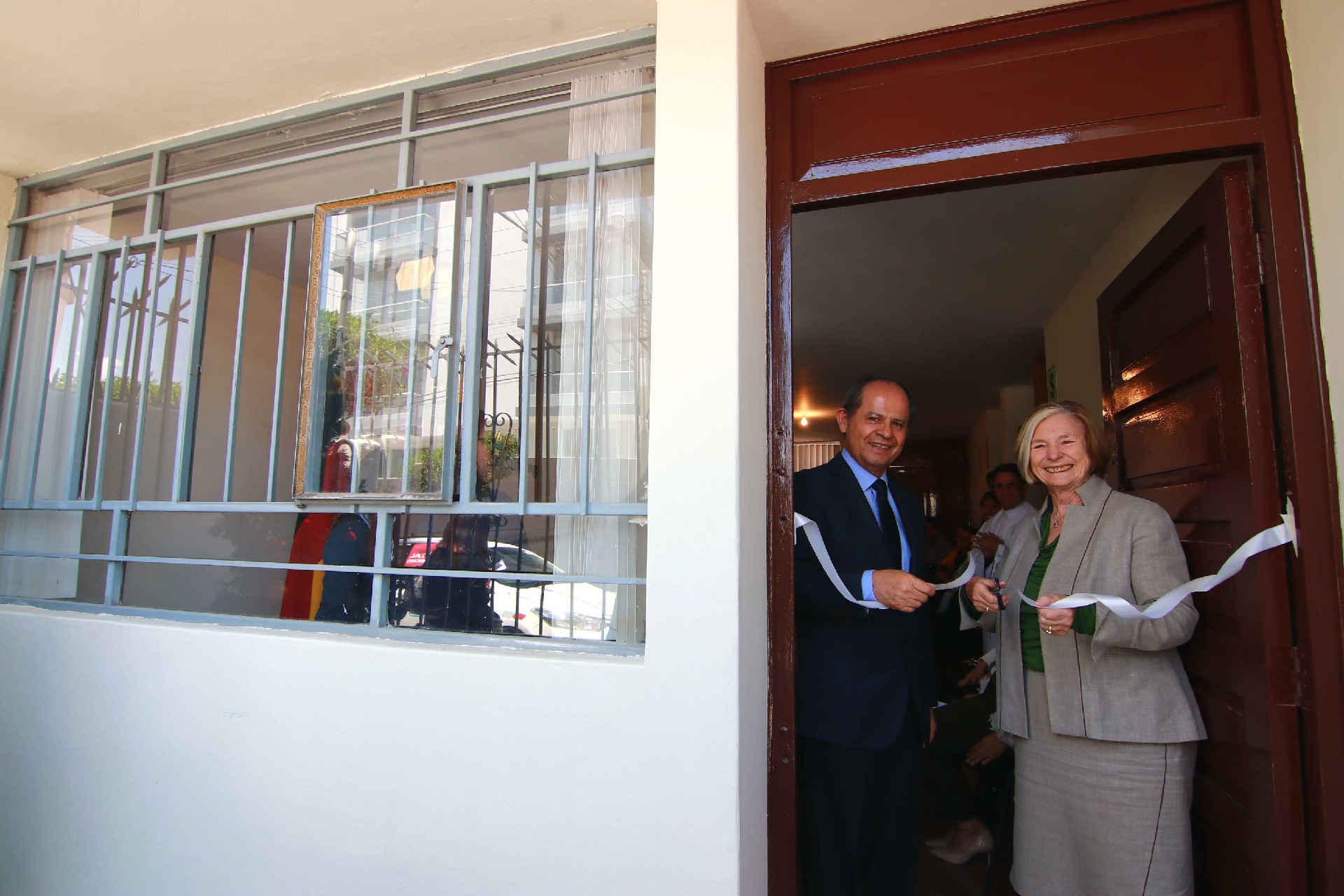 Inauguración Casa de la Integracion Perú Venezuela 3