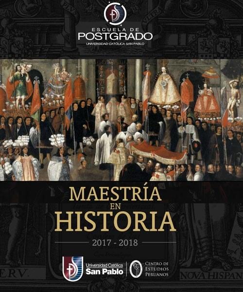 Maestria en historia