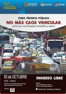 afiche mailing caos vehicular 22 09