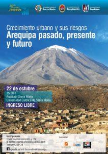 afiche mailing crecimiento urbano