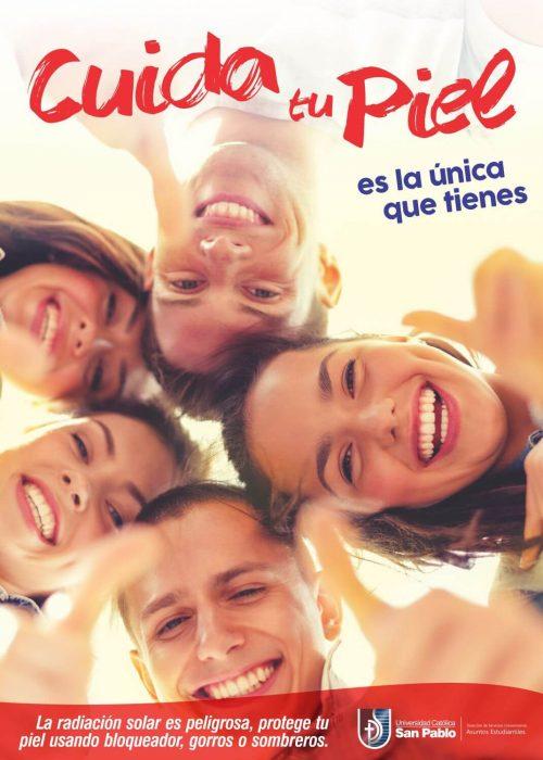 afiche CURVAS cuidatupiel