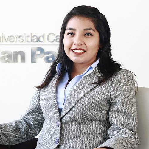 Brigitte Melanie Larico Figueroa