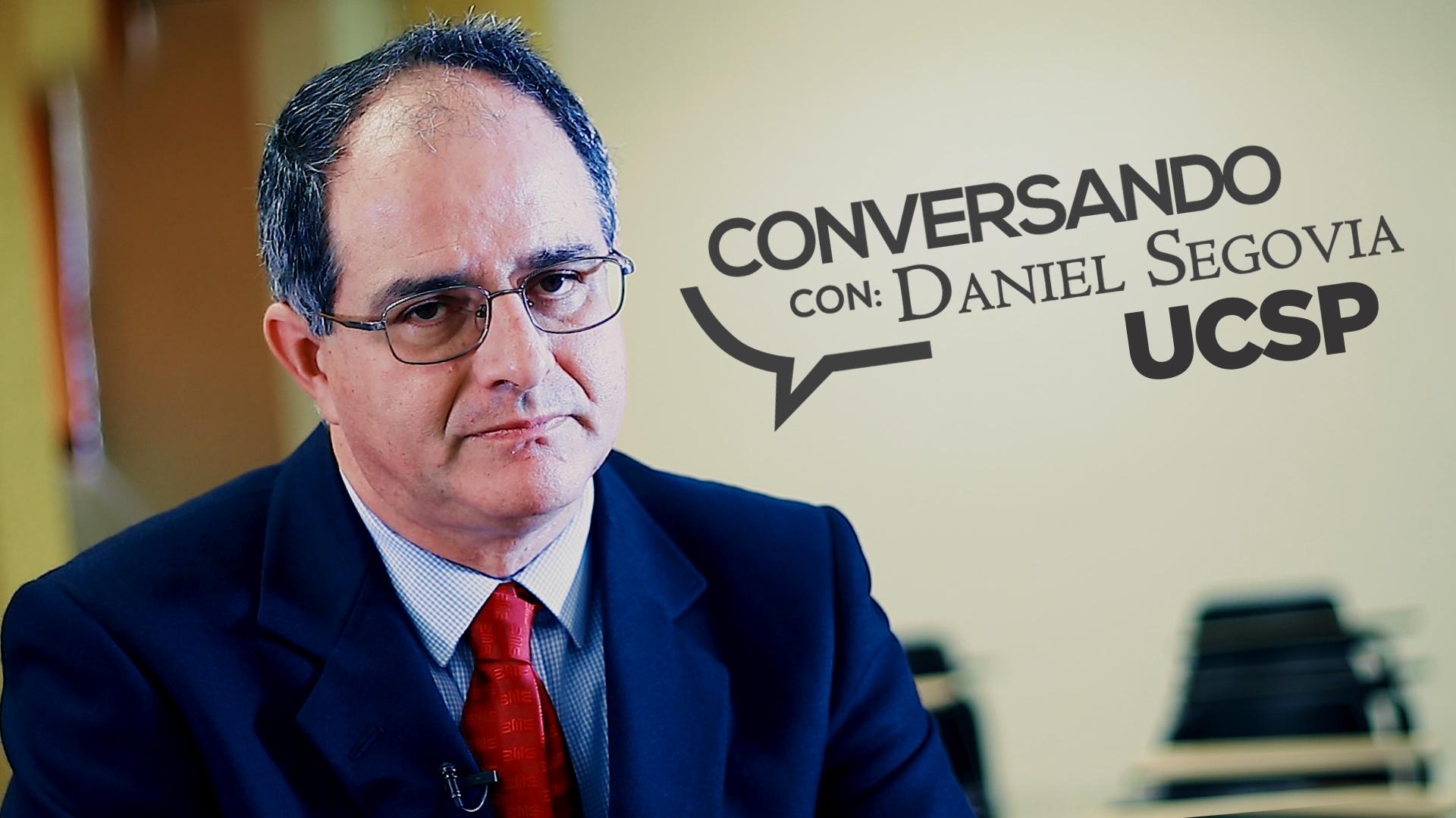 Conversando con Daniel Segovia