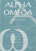 Revista Alpha Omega