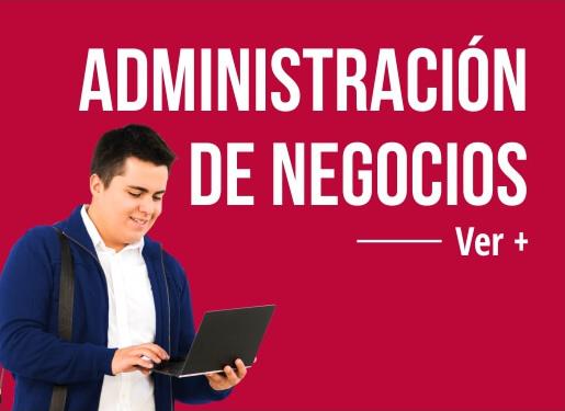 carrera administracion de negocios
