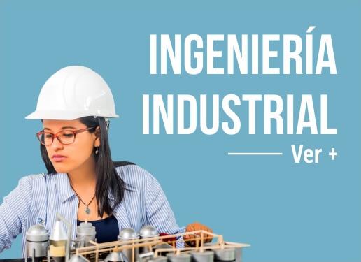carrera ingenieria industrial