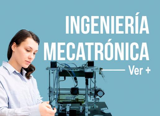 carrera ingenieria mecatronica