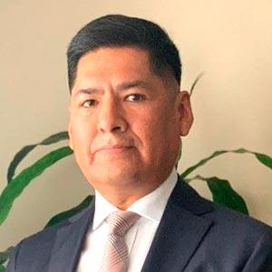 Esp. Roger Vladimir Bustinza Campaza