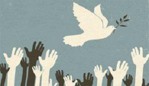 sociedad justa y pacifica