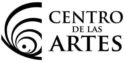 logo centro de las artes dark