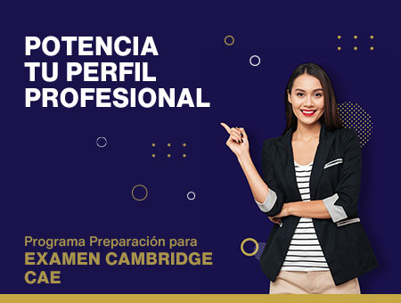 banner interno examen cambridge cae