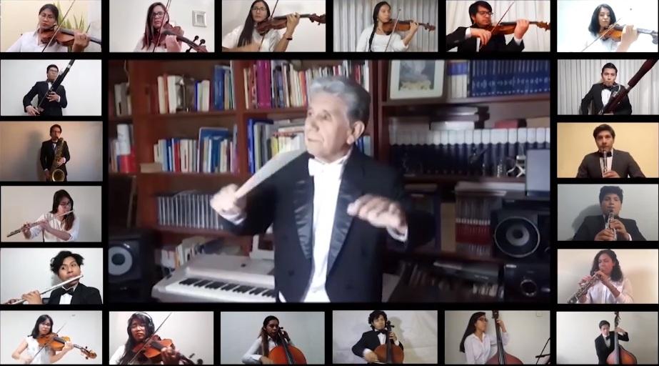 Maestro Augustro Vera Béjar