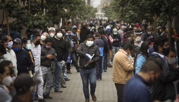 Perú pandemia 2