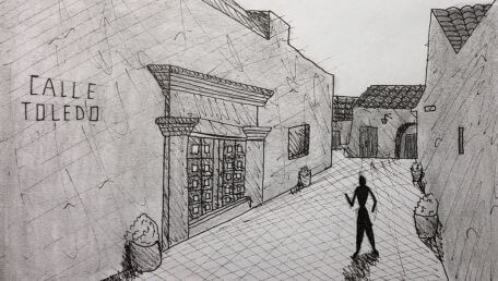dibujo CAD ucsp