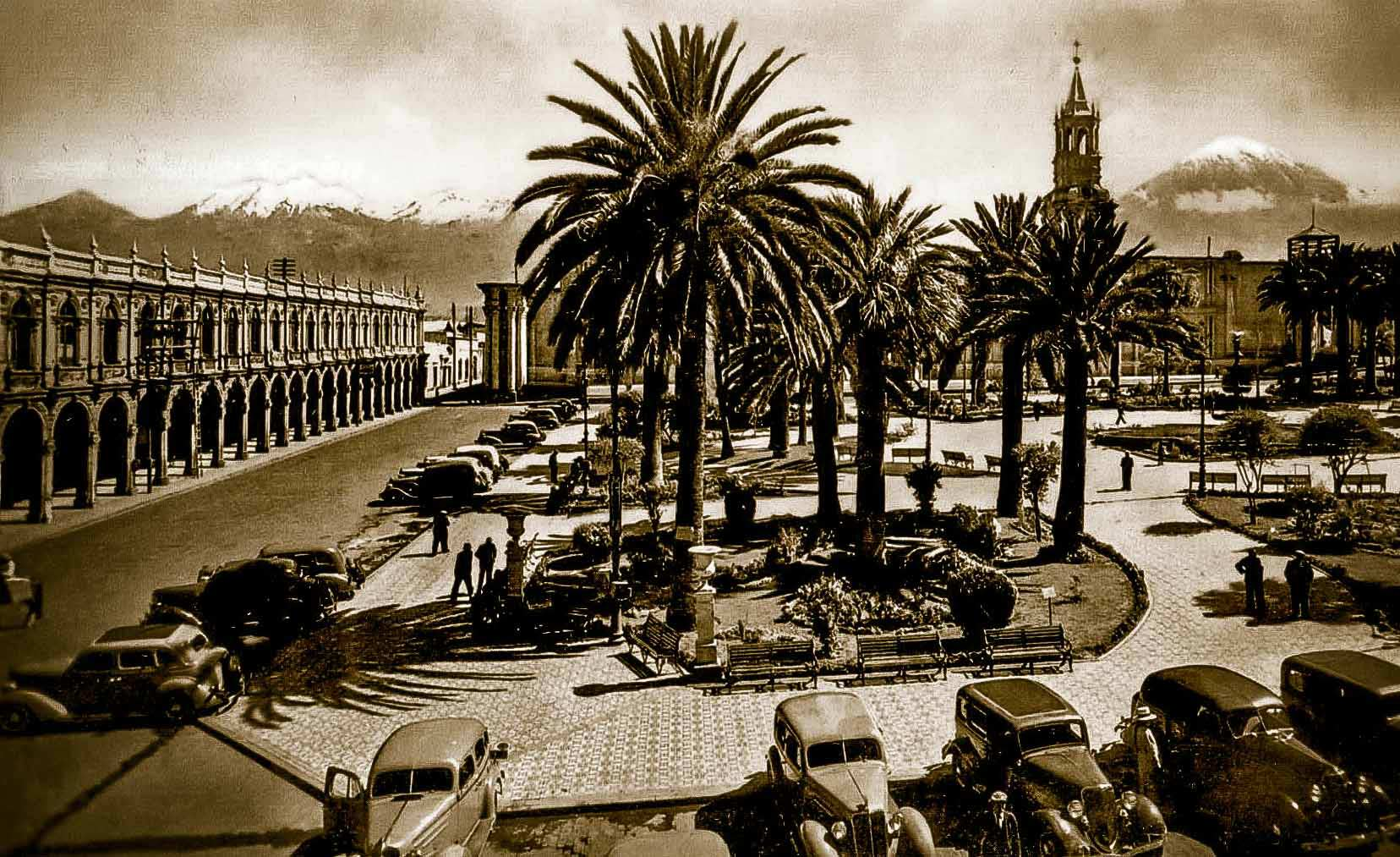 Plaza de Armas Arequipa créditofotoInternet web