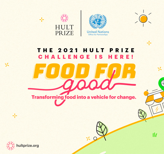 hult prize food for